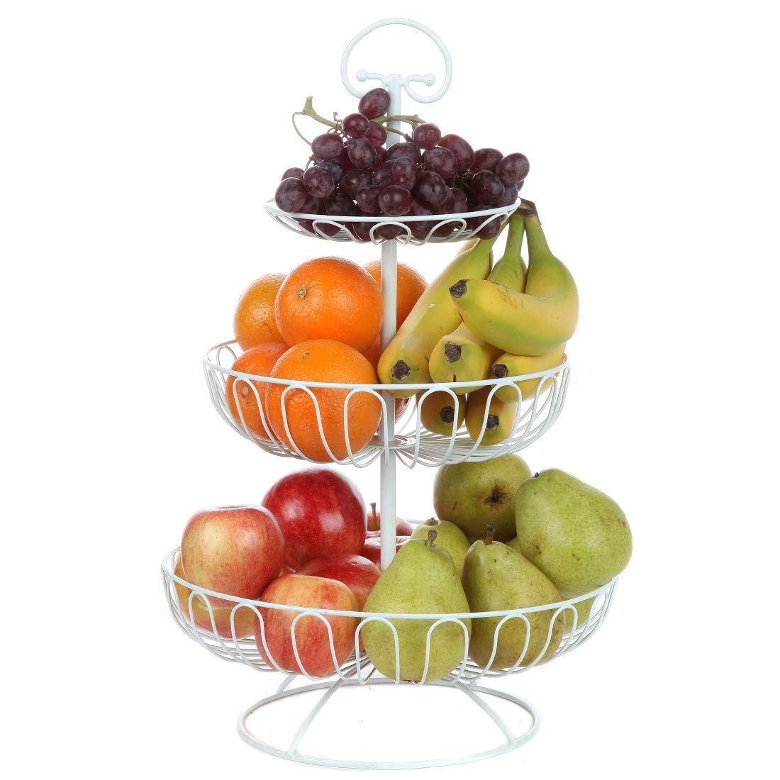 3 Tiered Fruit Basket